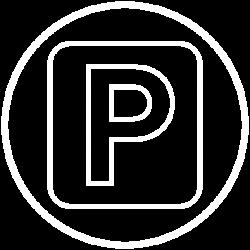 Icon_DLM_130x130_Parkplatz-weiss